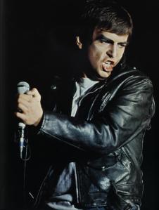 Peter Gabriel as Rael.  Source: GenesisLive.Ning