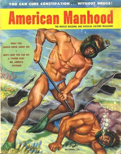 Lost: Manhood.  Last Seen Around 1982. RewardOffered