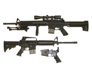 AR-15 Assult Rifle