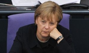 She's frowning! Sell! Sell! Source: Theguardian.com