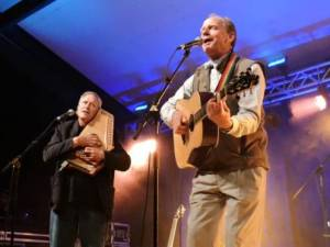 Steve Chapin and Livingston Taylor Source: Halifax Chronicle Herald