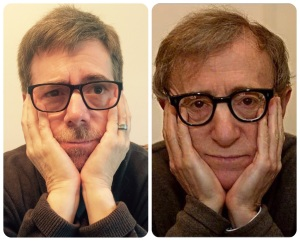 Woody Allen picture: Boston Globe