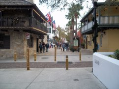 There are shops and restaurants galore to sample