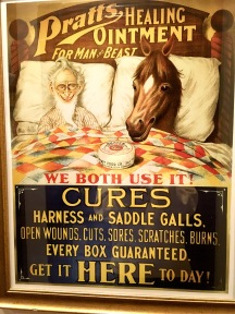 Ripley Horse Ointment