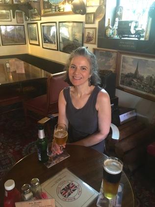 Gorgeous at Pub