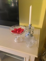 Candle Holder & Candy Dish